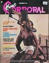 Corporal # 54 magazine back issue