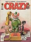 Crazy April 1983 magazine back issue