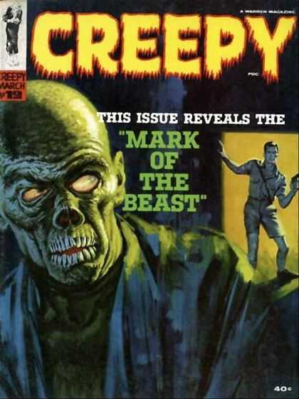 Creepy A1 Comix Comic Book Database