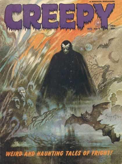 Creepy A1 Comix Comic Book Database