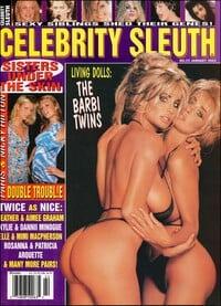 Celebrity Sleuth # 22, January 2003 magazine back issue