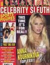 Celebrity Sleuth # 23 magazine back issue