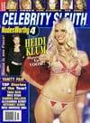 Celebrity Sleuth # 37 magazine back issue