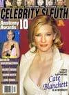 Celebrity Sleuth # 40 magazine back issue
