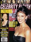 Celebrity Sleuth # 42 magazine back issue