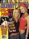 Celebrity Sleuth # 43 magazine back issue