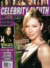 Celebrity Sleuth # 45 magazine back issue