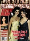Celebrity Sleuth # 49 - 2007 magazine back issue