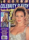 Celebrity Sleuth # 50 - 2007 magazine back issue