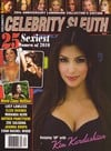 Celebrity Sleuth # 62 magazine back issue