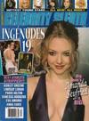 Celebrity Sleuth # 63 magazine back issue