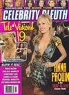 Celebrity Sleuth # 64 magazine back issue