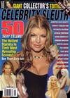 Stacy Ann Ferguson magazine cover Appearances Celebrity Sleuth # 99
