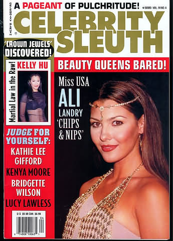 Celebrity sleuth magazine pictures