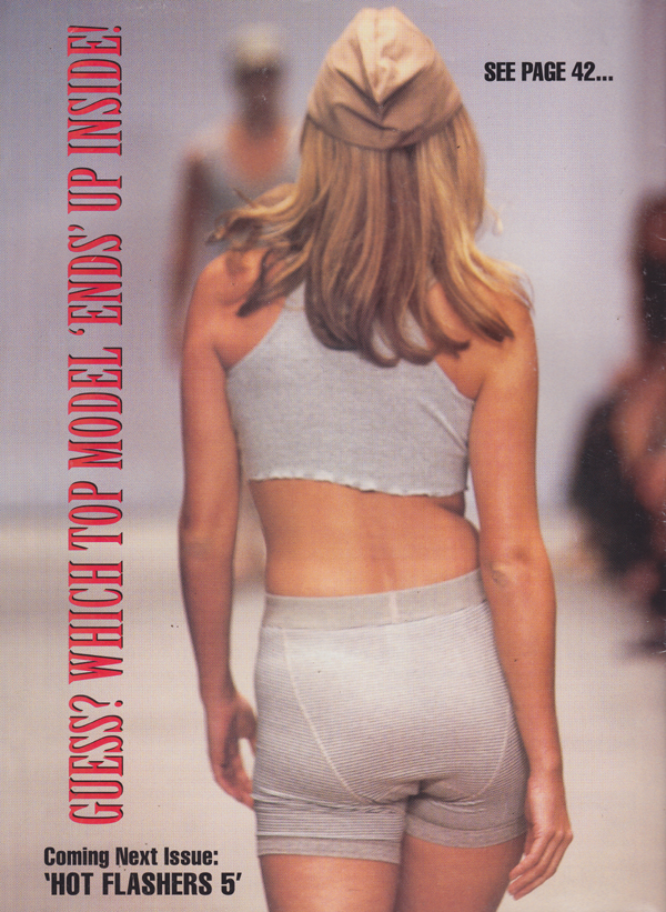 Celebrity Sleuth by Volume magazine Jaime Pressley,Gwyneth Paltrow,Every Nude New,Early Risers,Christian Ricci,drew barrymore