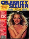 Celebrity Sleuth Vol. 2 # 4 magazine back issue