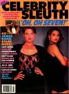 Celebrity Sleuth Vol. 2 # 5 magazine back issue