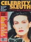 Celebrity Sleuth Vol. 2 # 6 magazine back issue