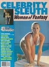 Sybil Danning magazine cover appearance Celebrity Sleuth Vol. 3 # 2