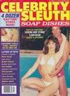 Janine Lindemulder Celebrity Sleuth Vol. 5 # 3 magazine pictorial