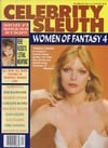 Sybil Danning Celebrity Sleuth Vol. 6 # 4 magazine pictorial