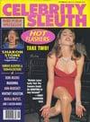 Sharon Stone Celebrity Sleuth Vol. 7 # 6 magazine pictorial