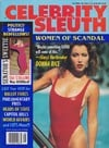 Celebrity Sleuth Vol. 8 # 8 magazine back issue