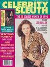 Sharon Stone Celebrity Sleuth Vol. 9 # 2 magazine pictorial