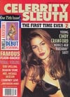Celebrity Sleuth Vol. 10 # 5 magazine back issue