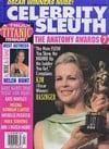 Sharon Stone Celebrity Sleuth Vol. 11 # 9 magazine pictorial