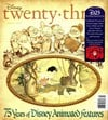 Disney Twenty-Three Spring 2012 magazine back issue