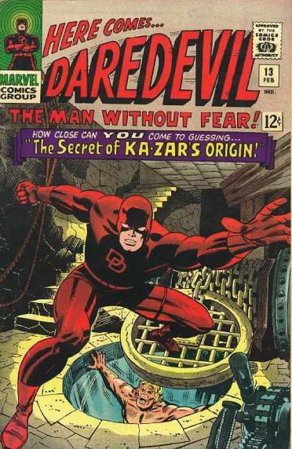 Daredevil A1 Comix Comic Book Database