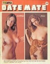 Date Mate # 1 magazine back issue