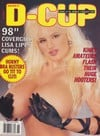 Lisa Lipps magazine cover Appearances D-Cup June 1993