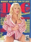 Danni Ashe D-Cup August 1998 magazine pictorial