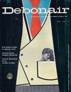 Debonair February 1961 magazine back issue