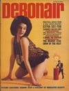 Debonair July 1965 magazine back issue
