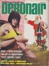 Debonair January 1966 magazine back issue