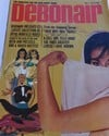 Debonair May 1966 magazine back issue