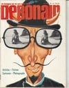 Debonair October 1966 magazine back issue