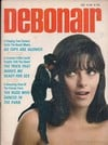 Debonair November 1966 magazine back issue