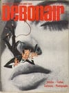 Debonair December 1966 magazine back issue