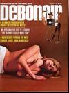 Debonair August 1967 magazine back issue