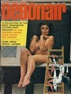 Debonair March 1968 magazine back issue