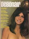 Debonair October 1969 magazine back issue