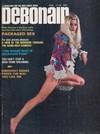 Debonair August 1970 magazine back issue