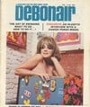 Debonair December 1970 magazine back issue