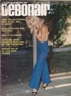 Debonair April 1971 magazine back issue