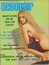 Debonair June 1971 magazine back issue