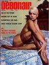 Debonair January 1972 magazine back issue
